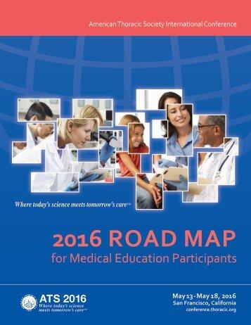 2016 ROAD MAP