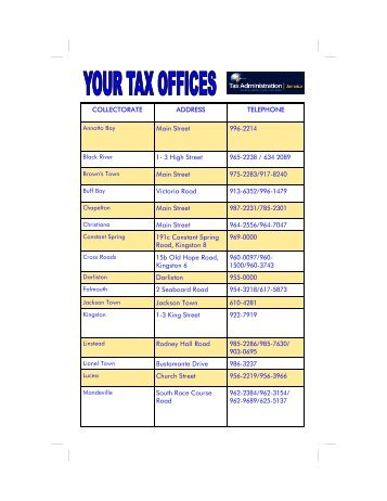 Your Tax Offices