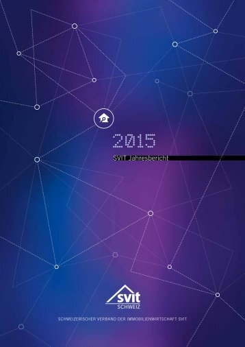SVIT Jahresbericht 2015