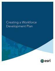 Creating a Workforce Development Plan