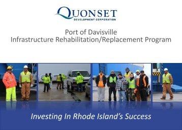 Investing In Rhode Island's Success