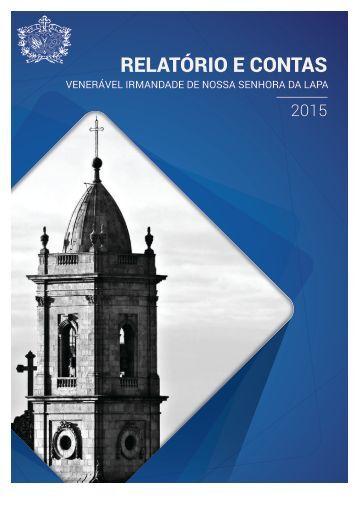 Relatório e Contas 2015 29-3-2016
