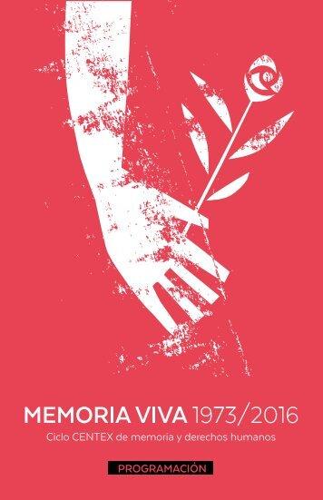 Memoria Viva 1973-2016 1