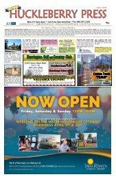 Huckleberry Press 040716