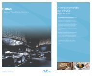 Inspiring Open Kitchen Solutions - Halton Foodservice GmbH