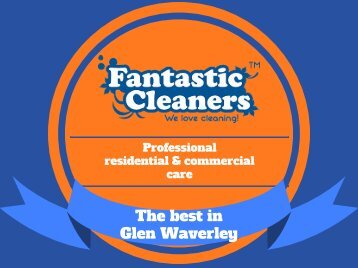 Fantastic Cleaners Glen Waverley