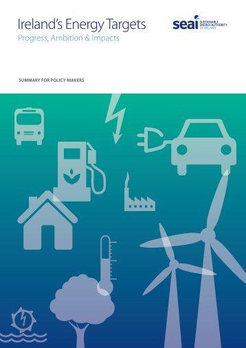 Ireland's Energy Targets