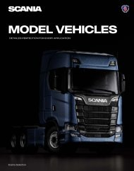 Scania Selection - Model Vehicles