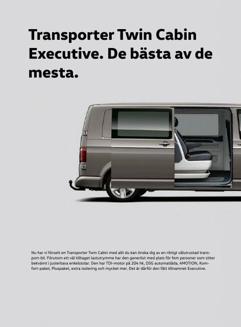 Volkswagen Stockholm Transportbilserbjudanden