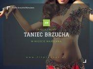 Taniec brzucha Warszawa