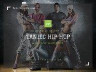 Taniec hip hop Warszawa
