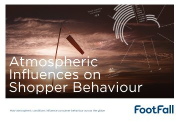 Influences on Shopper Behaviour