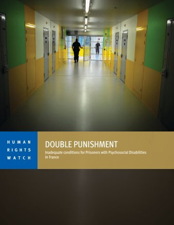 DOUBLE PUNISHMENT