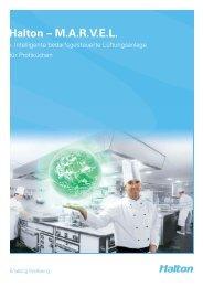 M.A.R.V.E.L. Intelligent Demand Controlled Ventilation ... - Halton