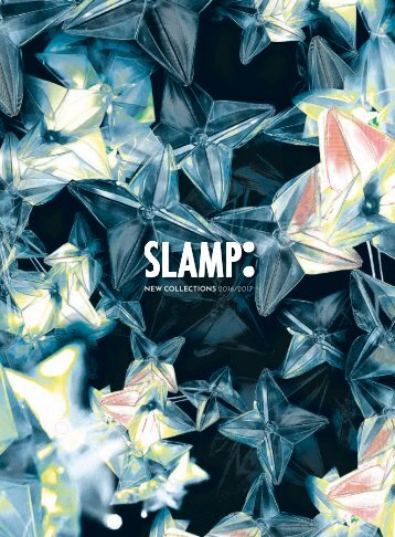 Slamp New Collections 2016/2017
