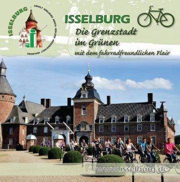 Touristische Broschüre Isselburg