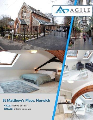 St Matthew's Place Norwich