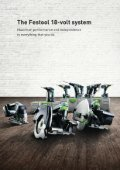 Festool 2016 Catalogue - Page 2