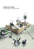 Festool 2016 Catalogue - Page 4