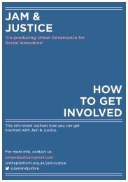 Get Involved Booklet Layout