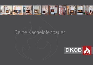 Kachelofen Neuigkeiten 2016 by DKOB