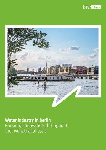 Water Industry in Berlin