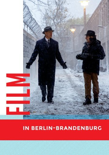 Film in the Capital Region Berlin-Brandenburg
