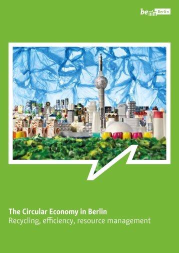 The Circular Economy in Berlin