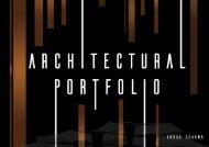 Architectural Portfolio Angad Sharma