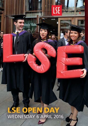 LSE LSE OPEN OPEN DAY DAY