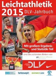 Leichtathletik 2015_ DLV-Jahrbuch