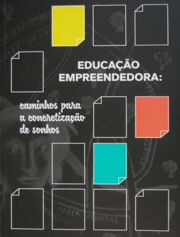 """Livro """"Educação Empreendedora"""""""