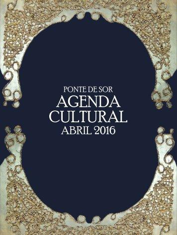 AGENDA CMPS ABRIL 2016