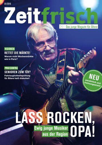 Zeitfrisch | April 2016