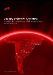 Country overview Argentina