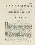 Dubbel reglement Loosdrecht 1804 - Page 5