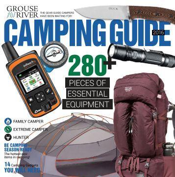 2016 Camp Guide