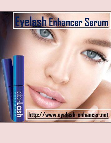 Idol-Lash Enhancer …..For Thicker Longer EyeLashes