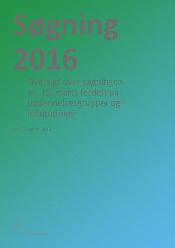 Søgning 2016