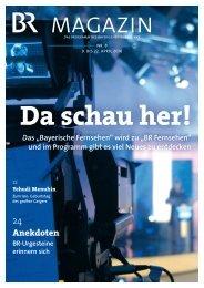 BR-Magazin 08/2016
