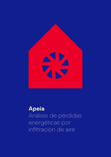 Análisis de pérdidas energéticas por infiltración de aire