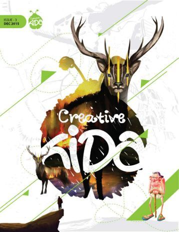 Creative Kida - art magazine (3rd issue)