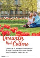 Bendigo & Heathcote Official Visitor Guide 2016 - Page 4