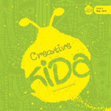 Creative Kida - art magazine (2nd issue)