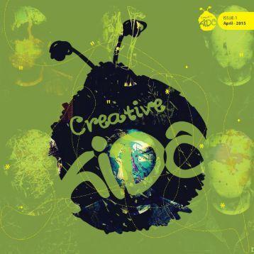 Creative Kida - art magazine (1st issue)