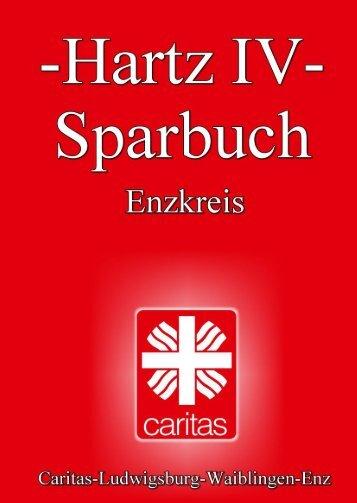 Hartz IV- Sparbuch Enzkreis 2016