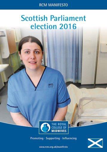 Scottish Parliament election 2016