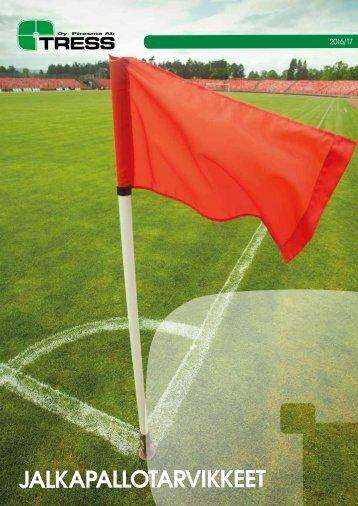 Piresmanet - Jalkapallotarvikkeet - 2016