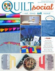 QUILTsocial | Issue 06