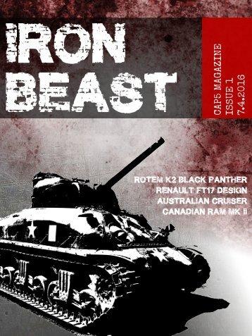 Iron Beast No.1